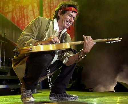 Darryl Jones, bajista que desde 1993 toca con los Rolling Stones