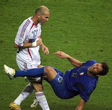 Zidane: genio y cabra montesa