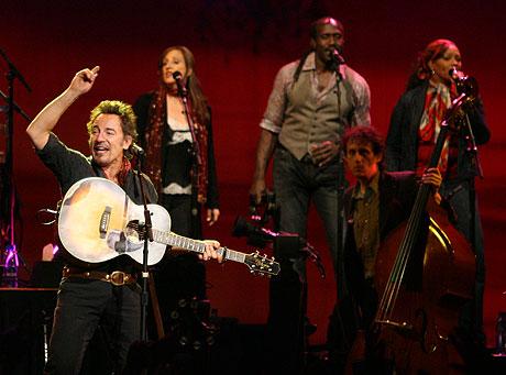 Bob Dylan sobre Bruce Springsteen