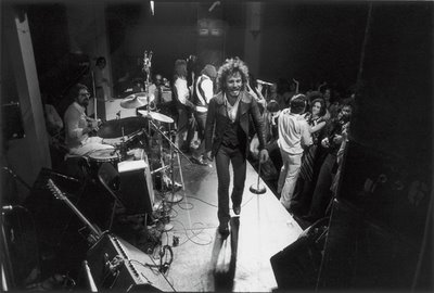 Bottom Line de Nueva York - Agosto de 1975