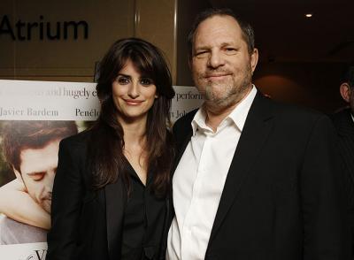 Algunas marionetas de Harvey Weinstein