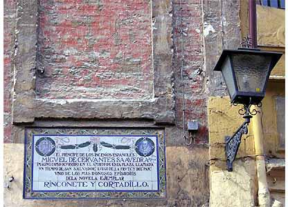 El ombligo de Sevilla por Arturo Pérez Reverte