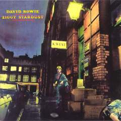The Raise and Fall of Ziggy Stardust and The Spiders From Mars de David Bowie